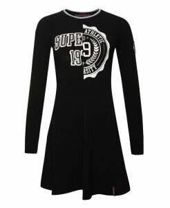 Superdry Keren Fit And Flare Dress