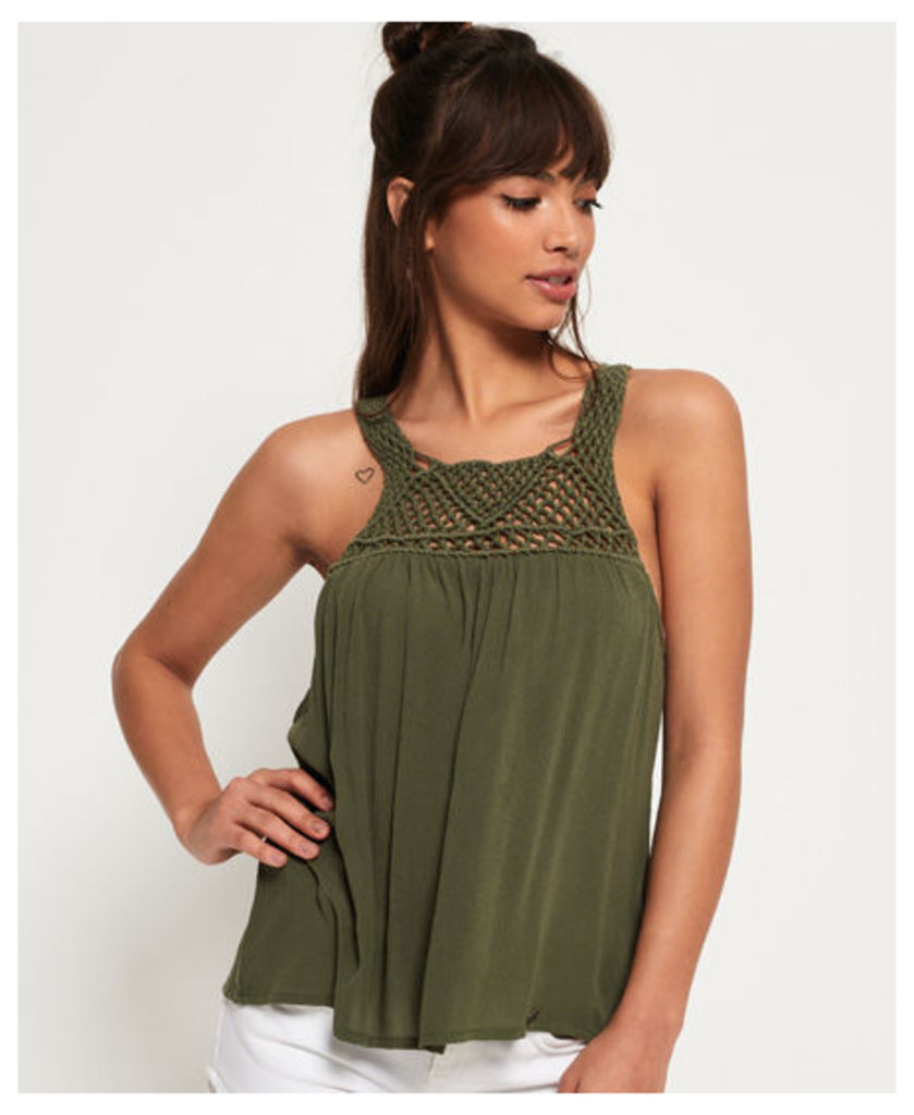 Superdry Alivia Knot Tank Top