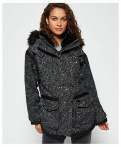 Superdry Fjord Ovoid Parka Coat