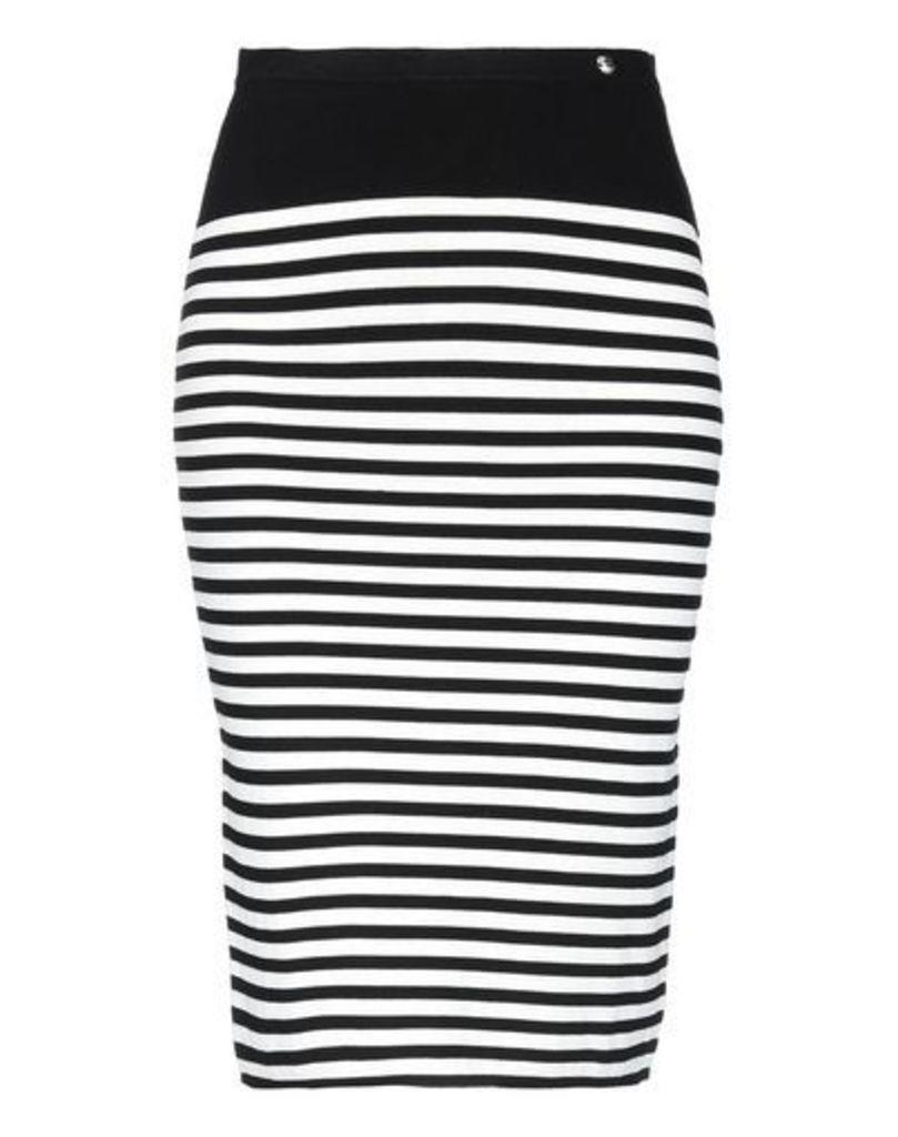 VERSUS VERSACE SKIRTS Knee length skirts Women on YOOX.COM