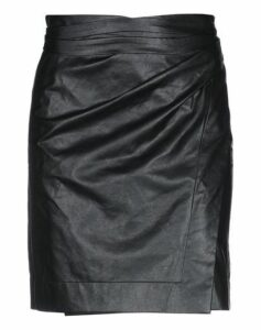 ..,MERCI SKIRTS Knee length skirts Women on YOOX.COM