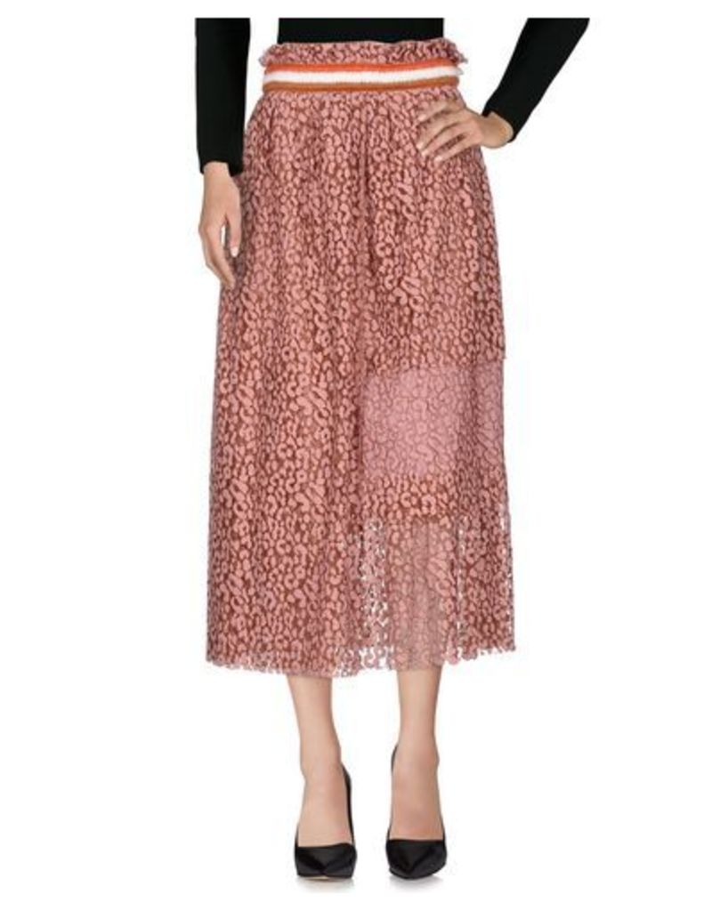 CRILLA NANÀ SKIRTS 3/4 length skirts Women on YOOX.COM