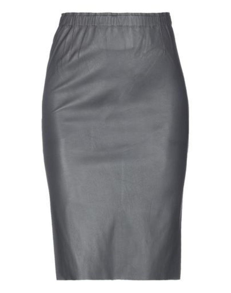 LAMBERTO LOSANI SKIRTS Knee length skirts Women on YOOX.COM