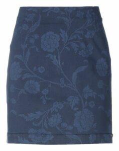 GARCIA JEANS SKIRTS Knee length skirts Women on YOOX.COM
