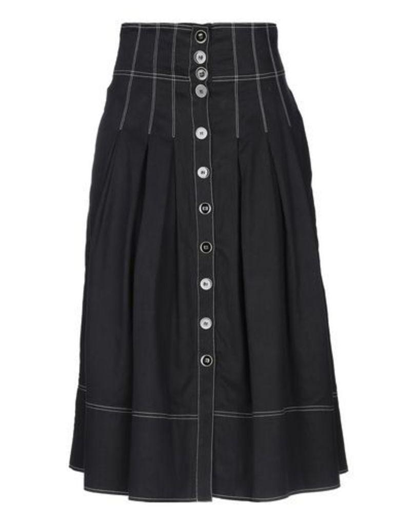 ULLA JOHNSON SKIRTS 3/4 length skirts Women on YOOX.COM