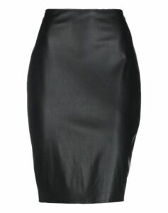 LIU •JO SKIRTS Knee length skirts Women on YOOX.COM