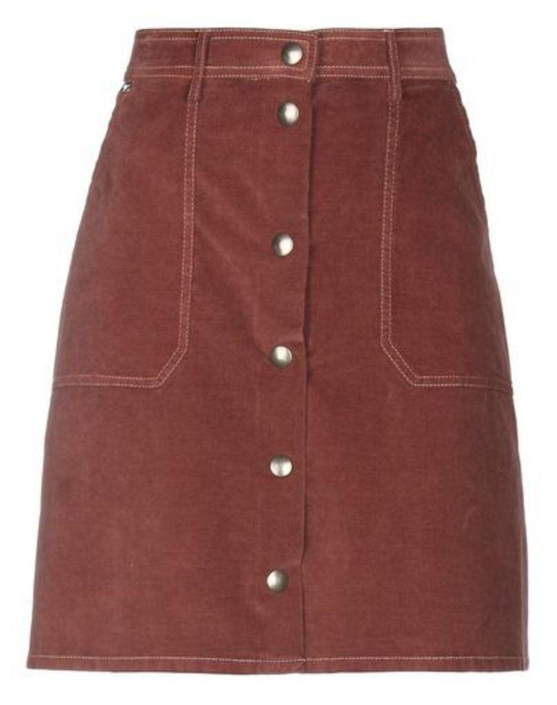 ..,MERCI SKIRTS Knee length skirts Women on YOOX.COM