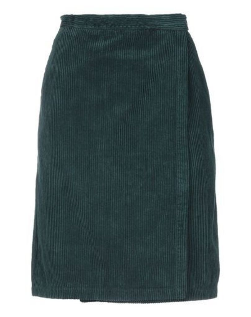 MASSIMO ALBA SKIRTS Knee length skirts Women on YOOX.COM