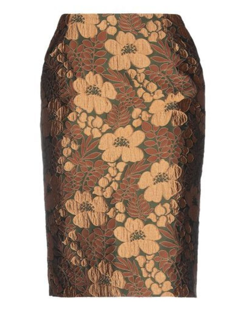 CHRISTIAN WIJNANTS SKIRTS Knee length skirts Women on YOOX.COM
