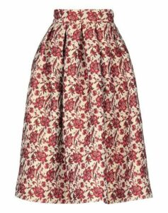 GIADA CURTI RESORT SKIRTS 3/4 length skirts Women on YOOX.COM