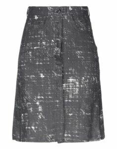 ANN DEMEULEMEESTER SKIRTS Knee length skirts Women on YOOX.COM