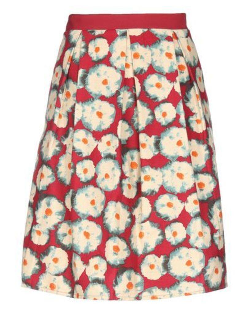 GAZEL SKIRTS Knee length skirts Women on YOOX.COM