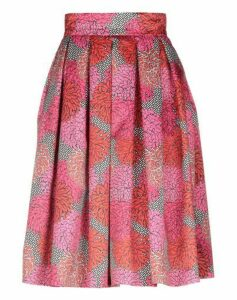 GIADA CURTI RESORT SKIRTS Knee length skirts Women on YOOX.COM