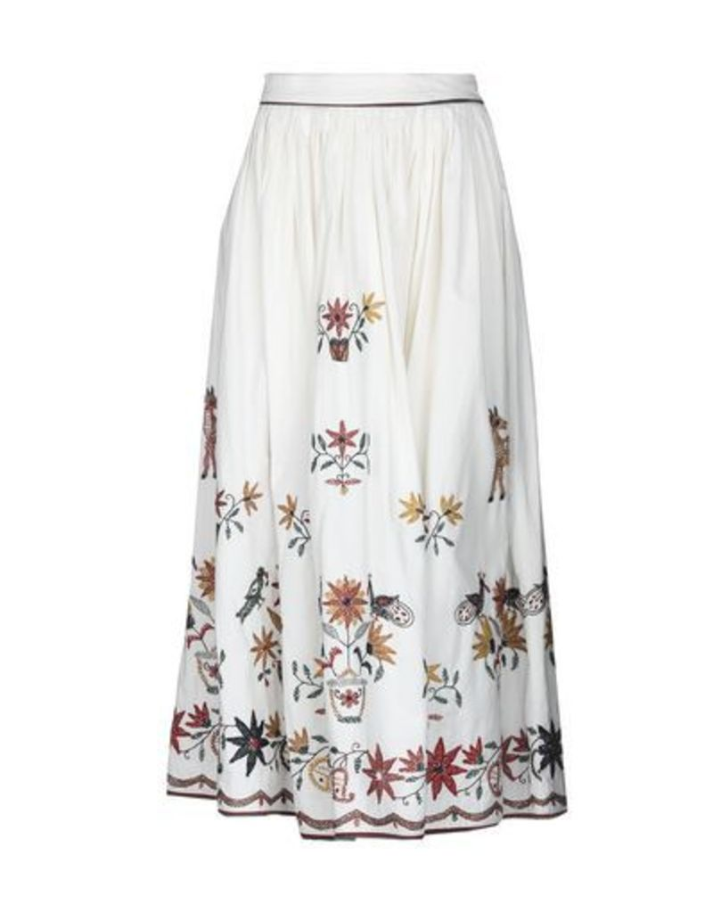 MES DEMOISELLES SKIRTS 3/4 length skirts Women on YOOX.COM