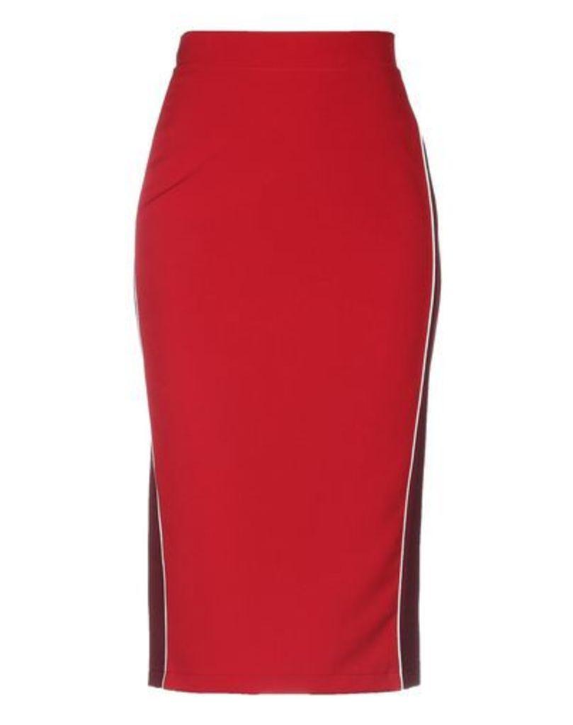 MOTEL SKIRTS 3/4 length skirts Women on YOOX.COM