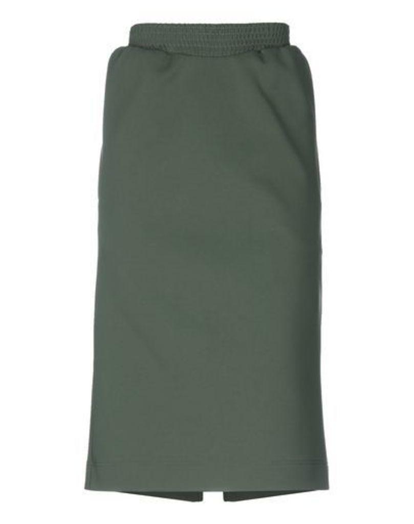 BALENCIAGA SKIRTS 3/4 length skirts Women on YOOX.COM