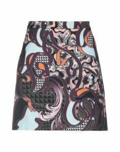 VERSACE SKIRTS Knee length skirts Women on YOOX.COM