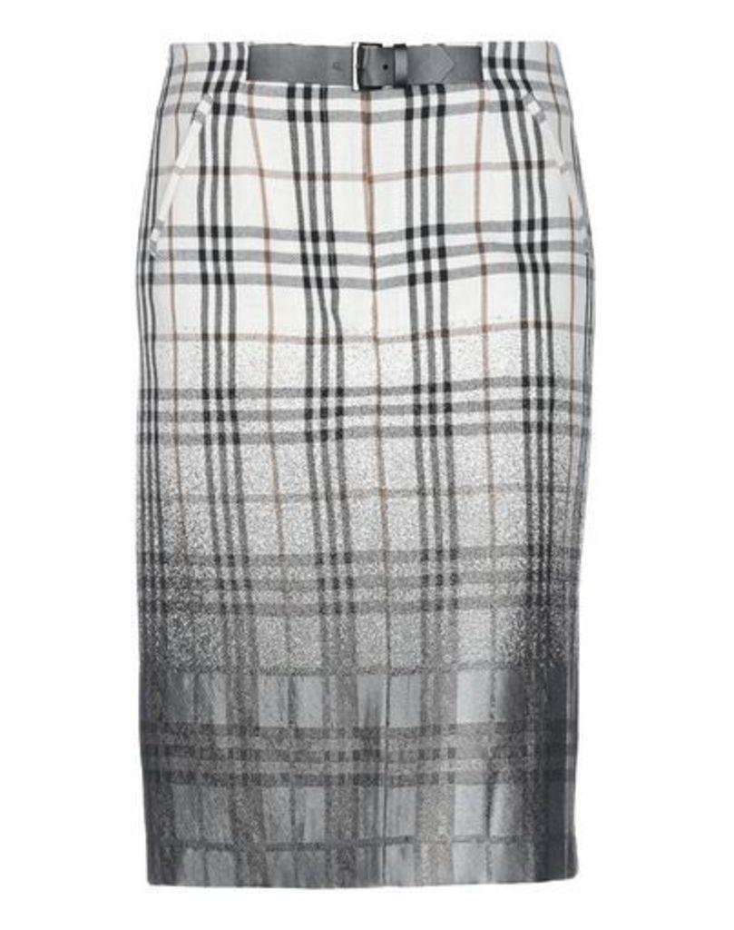 ALBERTA FERRETTI SKIRTS Knee length skirts Women on YOOX.COM
