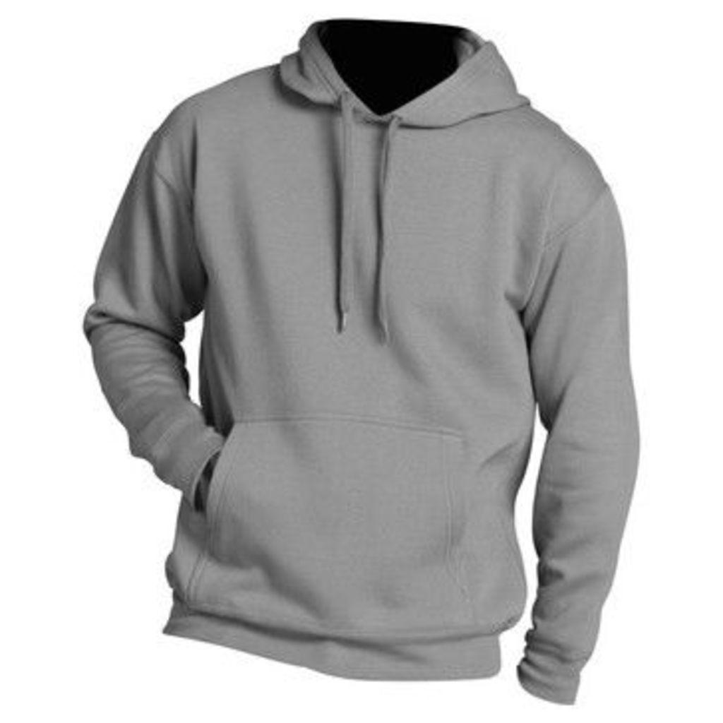 Sols  Slam Unisex Hooded Sweatshirt  Hoodie  women's Sweatshirt in Grey