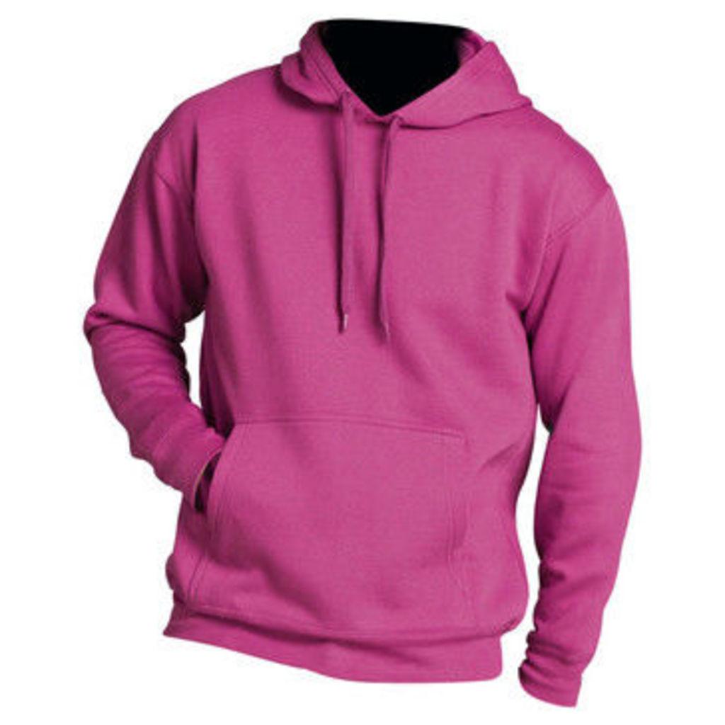 Sols  Slam Unisex Hooded Sweatshirt  Hoodie  women's Sweatshirt in Pink