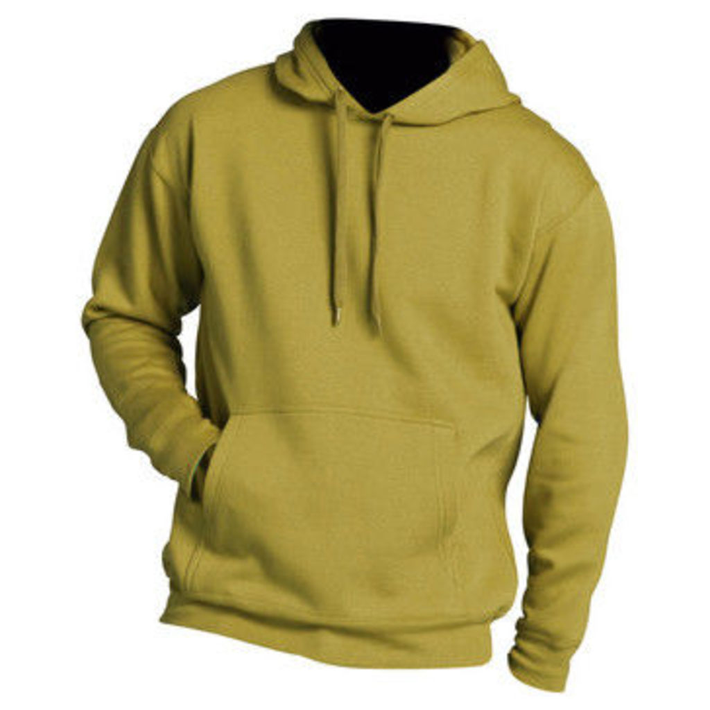 Sols  Slam Unisex Hooded Sweatshirt  Hoodie  women's Sweatshirt in Yellow