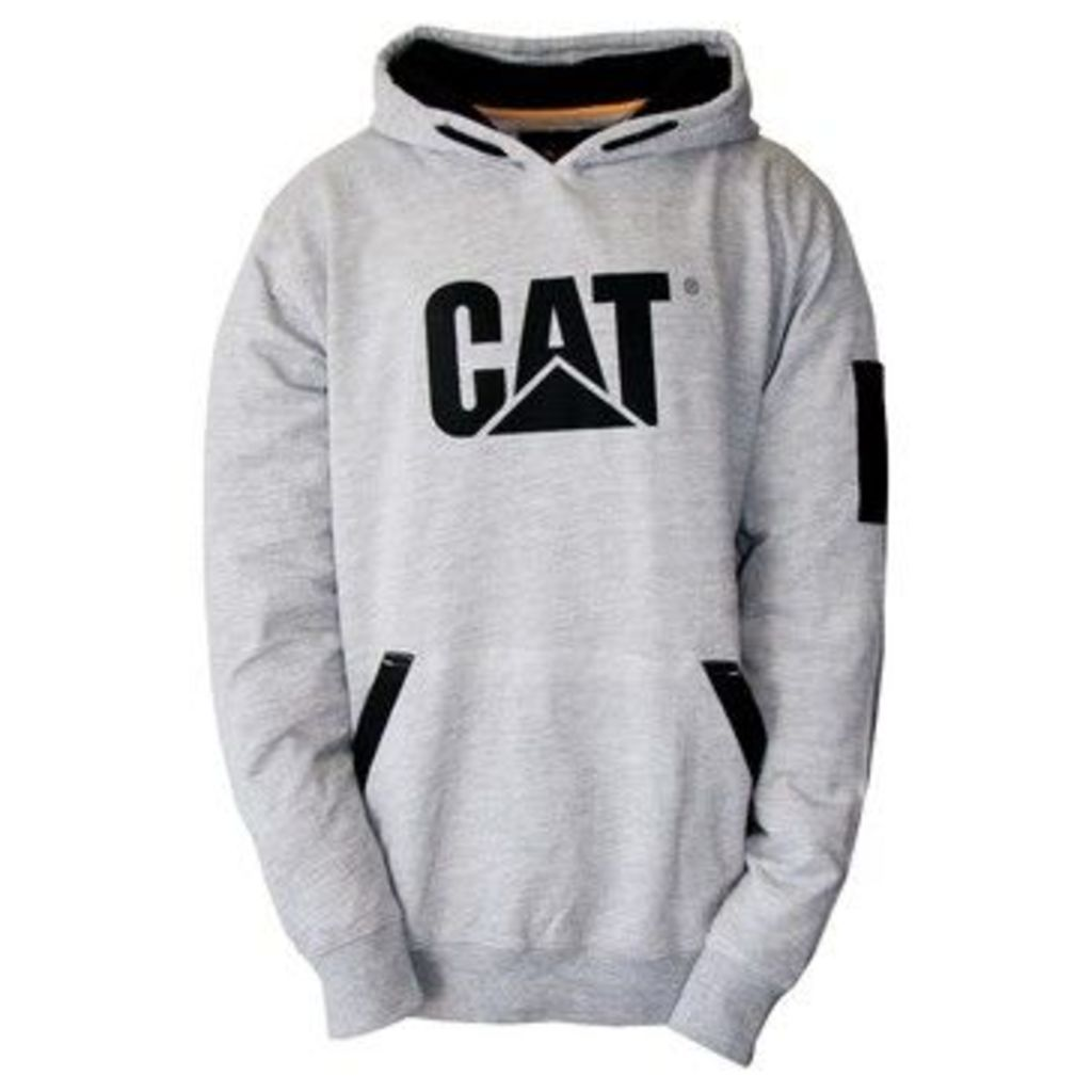 Caterpillar  C1910812 Tech Hooded Sweatshirt  Hoodie  women's Sweatshirt in Multicolour