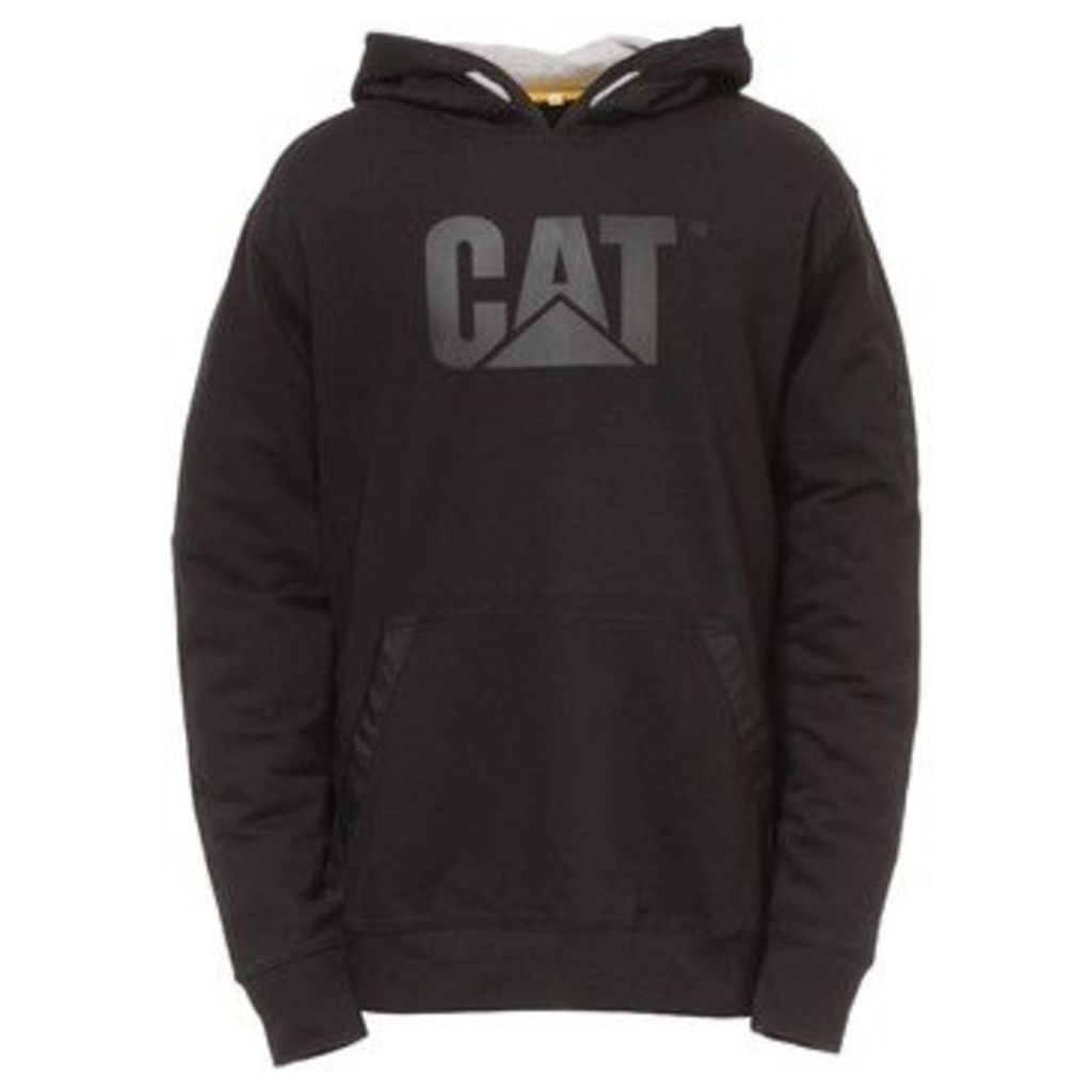 Caterpillar  C1910812 Tech Hooded Sweatshirt  Hoodie  women's Sweatshirt in Black