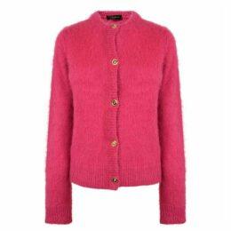 Versace Button Down Cardigan