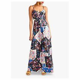 Yumi Floral Maxi Dress, Multi