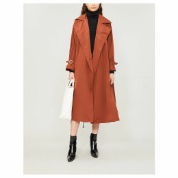 Uva oversized shell coat