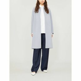 Doraci wool wrap coat