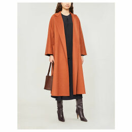 Labbro cashmere coat