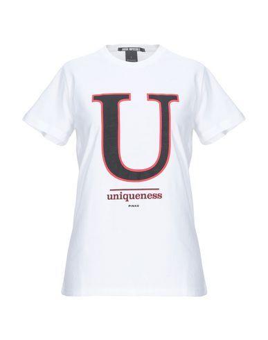PINKO UNIQUENESS TOPWEAR T-shirts Women on YOOX.COM