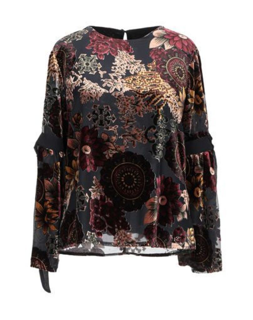 YES ZEE by ESSENZA SHIRTS Blouses Women on YOOX.COM