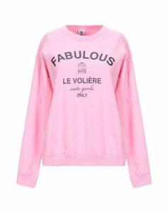 LE VOLIÈRE TOPWEAR Sweatshirts Women on YOOX.COM