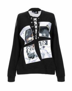 RUDE IS COOL TOPWEAR Sweatshirts Women on YOOX.COM