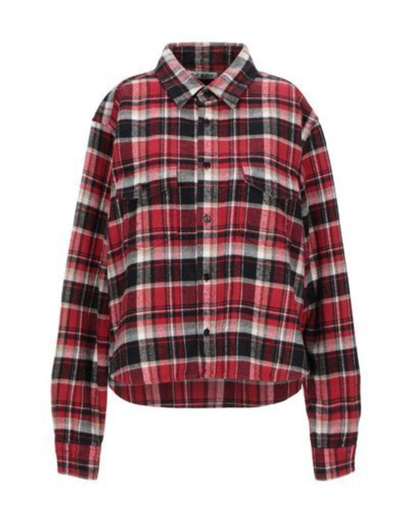 SAINT LAURENT SHIRTS Shirts Women on YOOX.COM