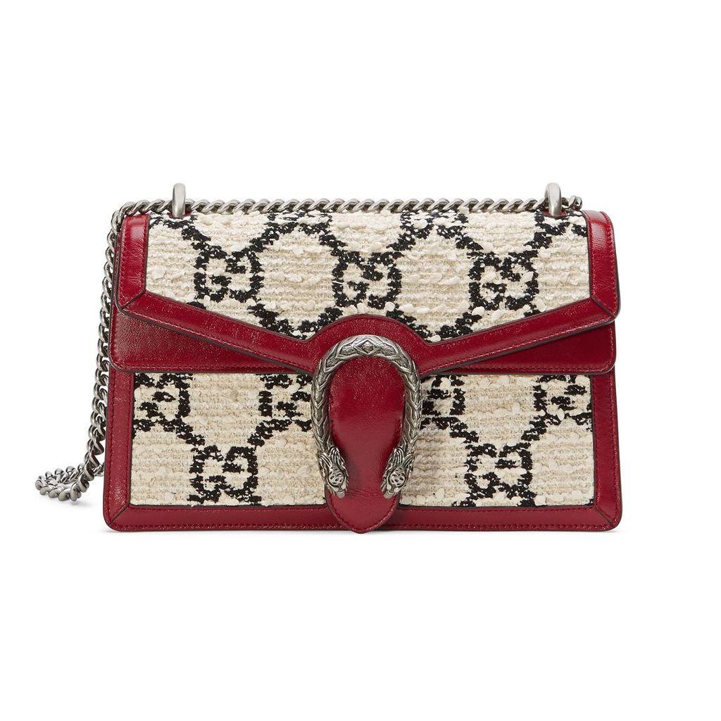 Dionysus GG tweed small shoulder bag