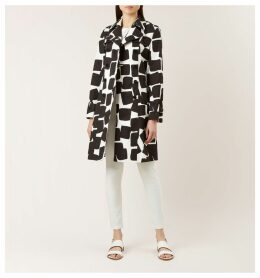 Tallulah Trench Black Ivory 8