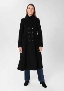 Pippa Skirt Navy White 16
