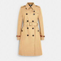 Coach Long Tiered Skirt