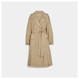Coach Oversized Trench