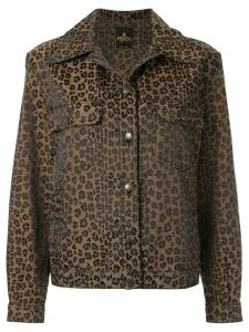 Fendi Pre-Owned long sleeve jacket - Brown