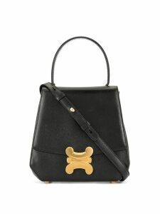 Céline Pre-Owned Macadam 2way handbag - Black