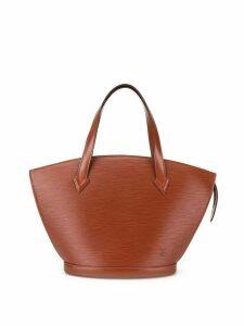Louis Vuitton Pre-Owned Saint Jacques Epi bag - Brown