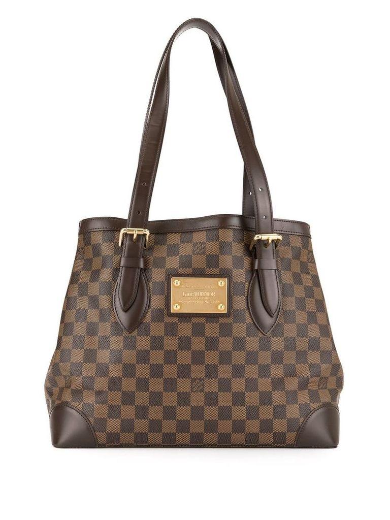 Louis Vuitton Vintage Hampstead Monogram tote bag - Brown