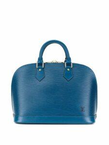 LOUIS VUITTON PRE-OWNED Alma tote bag - Blue