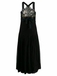 A.N.G.E.L.O. Vintage Cult 1960's Stop Senes dress - Black