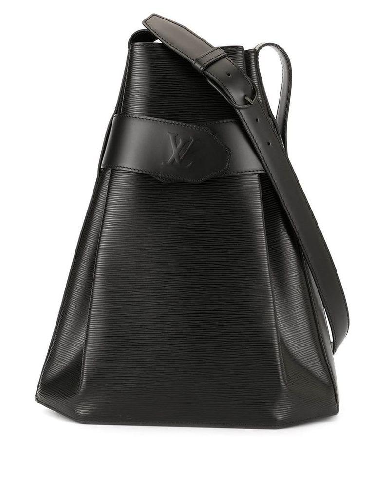 Louis Vuitton Vintage Sac Depaule GM bucket bag - Black