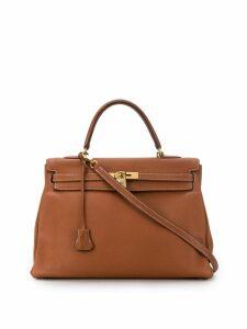 Hermès Pre-Owned 1995's Kelly bag - Brown